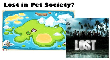 pet society lost