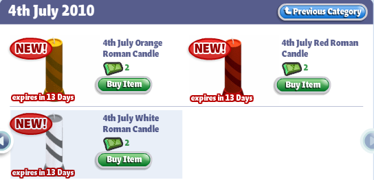 yoville fourth of july