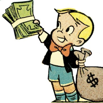richie rich wouldn't spend $25K on FarmVille - or would he?