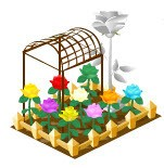 zoo world rose garden buildable coming soon