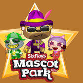 Six Flags Mascot Park advergame flops on Facebook