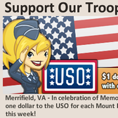Social City: Limited Edition Mount Rushmore supports US troops