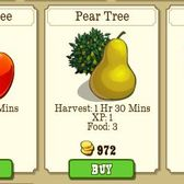 FrontierVille Cheats & Tips: Tree cheat sheet with all values