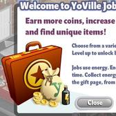 YoVille offers new jobs, including ghost-busting