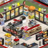 YoVille player builds a virtual 7-Eleven
