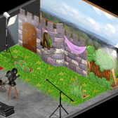 YoVille: Hollywood Film Sets Will Be Released This Week