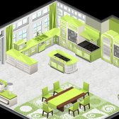 YoVille pool party kitchen appliances are now available!