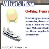 Summer Permanent Hair Styles arrive to YoVille