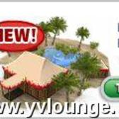 New Moroccan YoVille House for Coins: Oasis Home