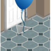 YoVille: New way to grab the Free Blue Balloon