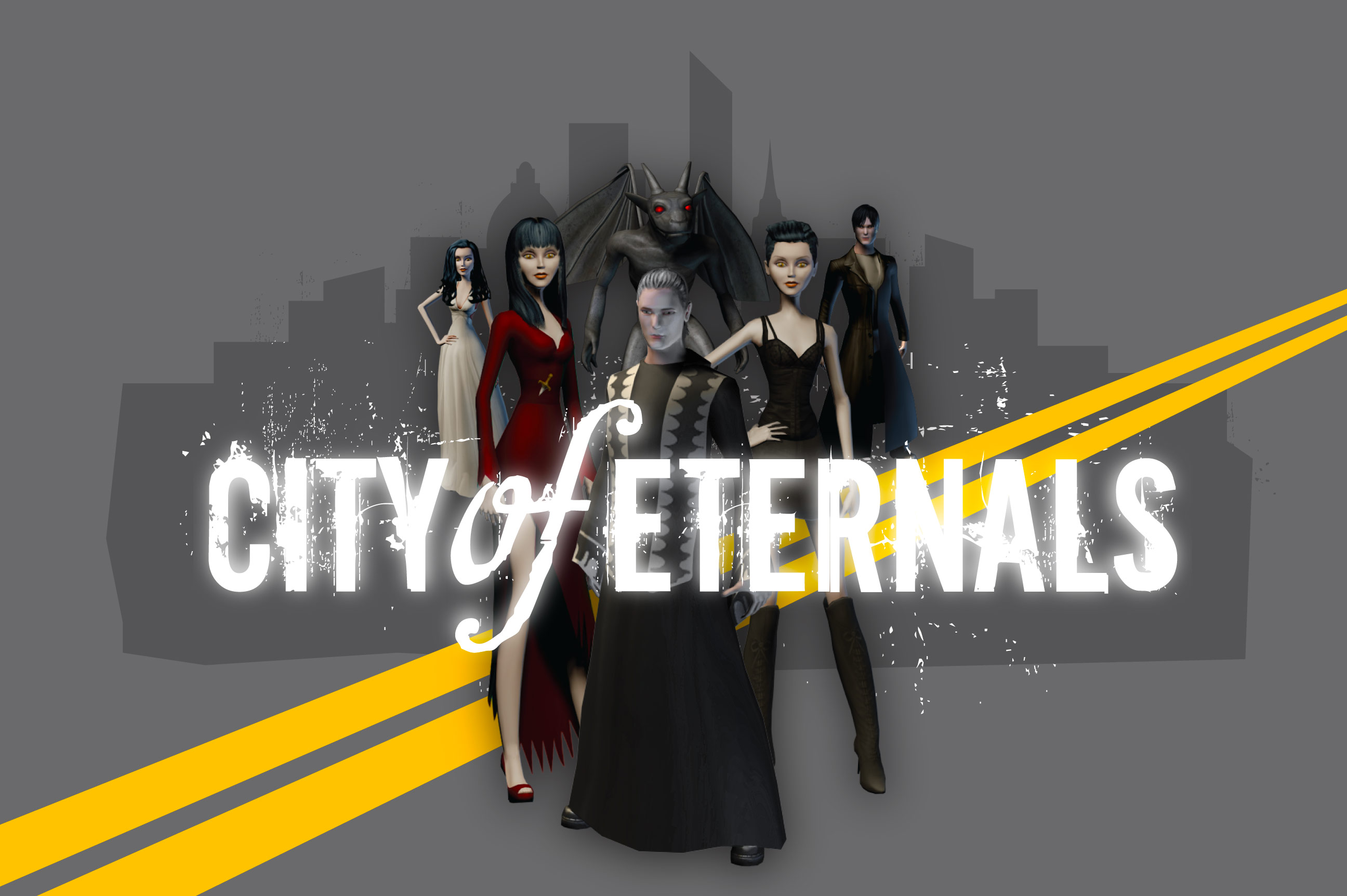 city of eternals on facebook