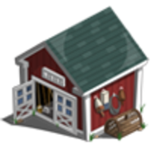 FarmVille New England Buildings: Vacation Estate, New England Barn, & New England Shed