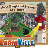 FarmVille New England Loading Screen: New Animal & Decoration Sneak Peek