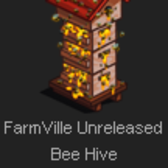 FarmVille Unreleased Bee Hives