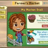 FarmVille Crafting Buildings start to appear in Farmers Market