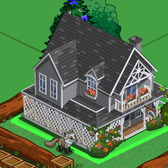 FarmVille New England Buildings: New England Inn, Delicate Cottage, & Light House
