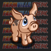 FarmVille Unreleased Ossabaw Piglet