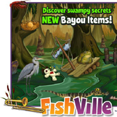 FishVille bewitches players with new Bayou Items