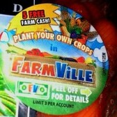 Green Giant's Farmville cash promotion a success