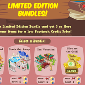 Happy Island Limited Edition Bundles: Get Tropical, To the Greek, Be Zen or Go for the Gold