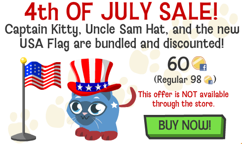 Happy Pets 4th of July Bundle Sale