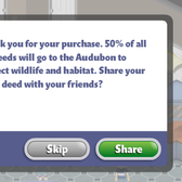 Help the gulf in YoVille with new Charity Pets