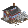 farmville new england coastal building: crab shack