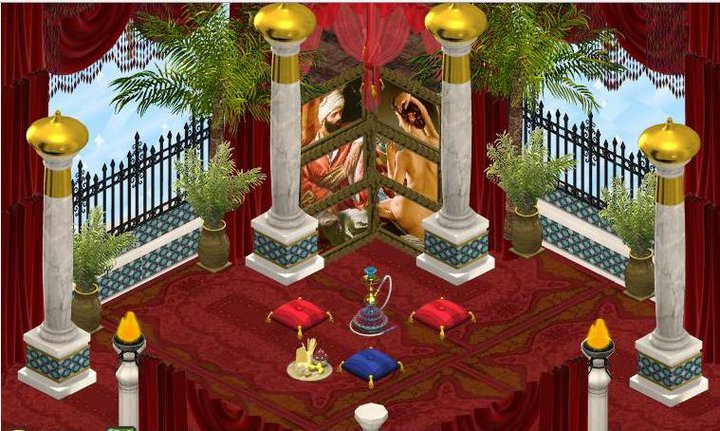yoville moroccan rooms