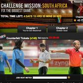 Mafia Wars South Africa Chapter 3 unlocks: Mere days left to fix the Global Cup