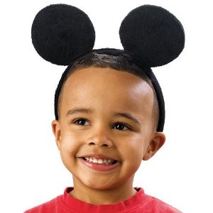 mickey mouse ears kid