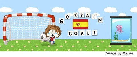 Pet Society Spain World Cup 2010