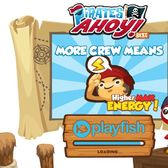 Pirates Ahoy! from Playfish lands on Facebook