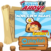 Review: Playfish's new treasure game Pirates Ahoy