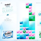 Trident White Puzzle Smash: Not bad, for a Facebo