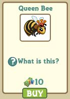 farmville queen bee