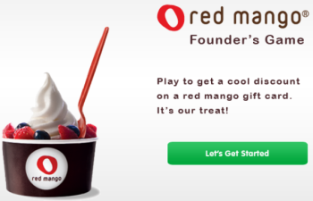 Red Mango Founder Game Notice
