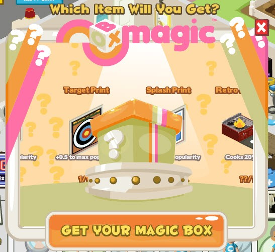 restaurant city magic box