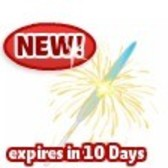 YoVile permanent sparklers added to the clothing store