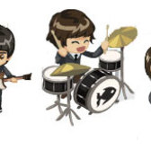 The Beatles make an appearance in Restaurant City