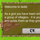 Virtual Villagers: A First Look at Playing God