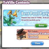 YoVille Official Guide to Entering the Best Pool Contest