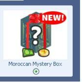 YoVille: Moroccan Mystery Box Items Revealed