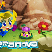 Revive a planet with Terranova: a new environmental space game