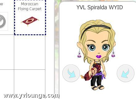 yoville flying carpet