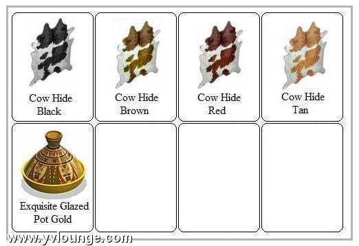 yoville free mystery chest items