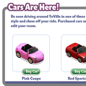 YoVille Cars guide: Everything you need to know