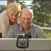 Seniors flocking to social networks: Are they playing games?