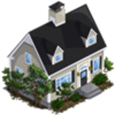 FarmVille New England Buildings: Coastal Hideaway & Coastal Mansion
