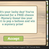 FarmVille: Today's your free chance to play the 7 Days of Summer Mystery Game