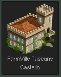 FarmVille Tuscany Castello